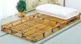 籐 すのこベッド(籐枕付) シングルサイズ