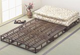 籐 すのこベッド  シングルサイズ (三分割タイプ)