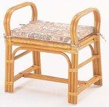 籐 ちょこっと座椅子 ハイタイプ